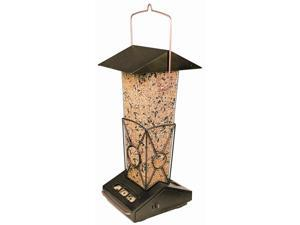 Fortress Squirrel Proof Bird Feeder w Weight-Activated System