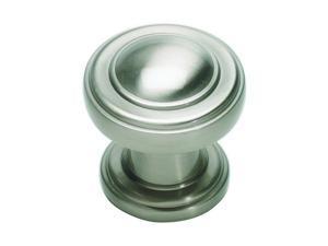 Bronte Round Knob - 313-BRN (Set of 10) (Polished Nickel)