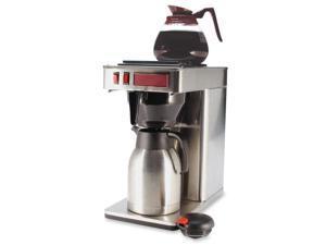 "Coffeepro Coffeemaker, w Decanter, 40 oz. Server, 10""X12""X24"", Stst"