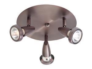 Access Lighting Mirage G Cluster Spot in Bronze - 52221-BRZ