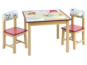 28 in. Table with Chairs