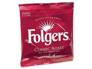 Folgers Coffee Filterpacks, Regular, 9 Oz, 160/Ct