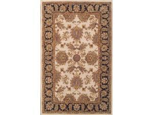 Harmony Area Rug In Beige-Blue - 11 ft. x 8 ft.