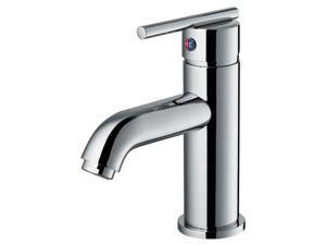 Setai Single Handle Bathroom Faucet in Chrome