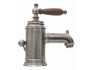 Fountainhaus Single Hole Lavatory Faucet (Polished Chrome)
