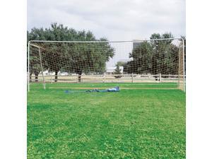 Soccer Goal - Breakdown Aluminum Frame with Bag, Stakes