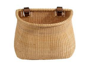 Lightship Classic Bicycle Basket in Tan