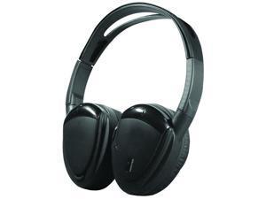 Swivel Ear Pad, 2-Channel RF 900 MHz Wireless Headphones