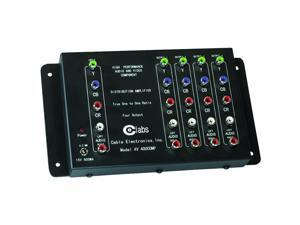 High-Performance Component/HDTV Distribution Amplifier