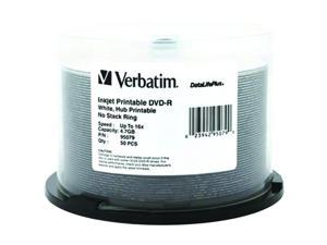 4.7 GB Datalifeplus DVD-Rs, 50-Ct Spindle