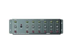 6-Way A/V Distribution Amplifier