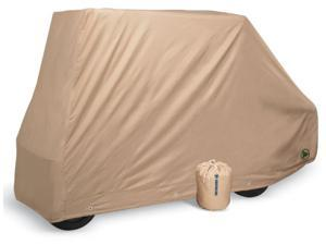 Convertible 2 Passenger Flip Down/Rear Seat Cover in Tan