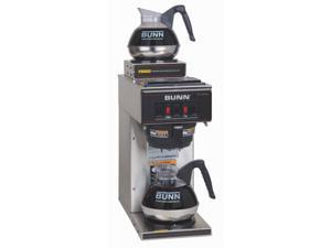 Pourover Commercial Coffee Brewer w 2 Warmers