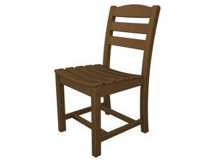 Eco-friendly Dining Chair in Teak - Set of 2