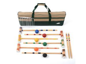 Premier 6 Players 28 in. Croquet Set