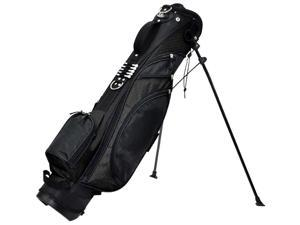 Golf Stand Bag in Black