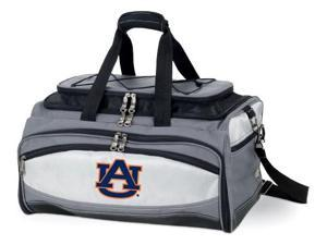 Buccaneer Digital Print Tote in Grey/Black - Auburn University Tigers