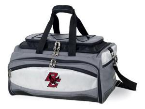 Buccaneer Digital Print Tote in Grey/Black - Boston College Eagles