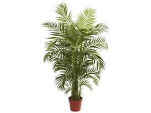 54 in. UV Resistant Areca Palm Tree