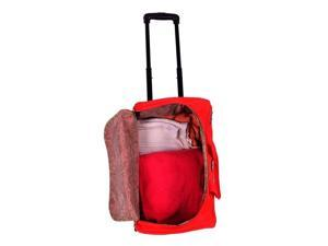 5 Pc South West Collection Luggage Set in Red