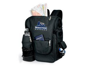 Turismo Digital Print Backpack in Black - BYU Cougars
