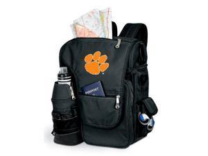 Turismo Digital Print Backpack in Black - Clemson University Tigers