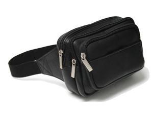 Multi Compartment Fanny Pack