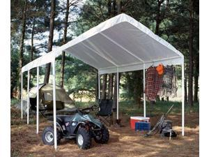 10-foot by 20-Foot Hercules Canopy with Snow Load Cables