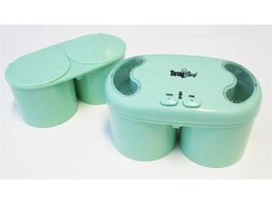 Deluxe Double Treat Ice Cream Maker - Green