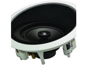 "6.5"" 2-Way Round Angled In-Ceiling Lcr Loudspeaker"