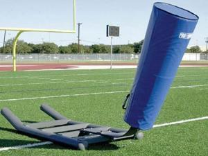 1-Man Blocking Sled w Super-Duty Spring Design