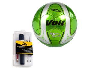 Size 5 Fenix Soccer Ball with Inflating Kit