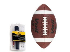 Junior Synthetic Sponge Football with Inflating Kit