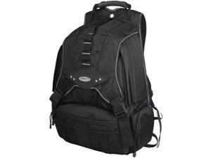 "17.3"" Premium Notebook Backpack (Black/Charcoal)"