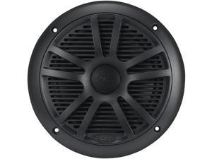 "Marine 6.5"" Dual Cone Speakers in Black"