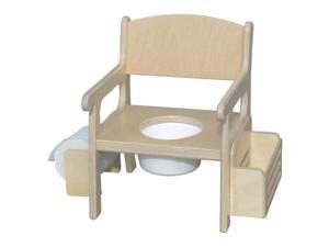 Traditional Potty Chair (Lavender)