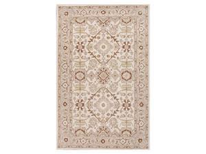 Durable Wool Area Rug (3 ft. L x 2 ft. W)