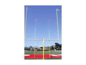 Adjustable Width Football Post Splitters, 13'H
