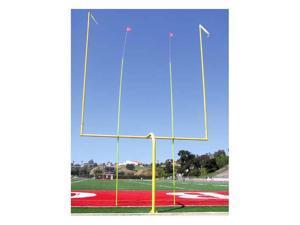 Adjustable Width Football Post Splitters, 19'H
