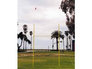Portable Field Goal Kicking Refiner in Yellow