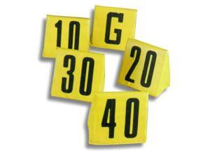 Yard Line Markers - Set of 11