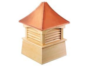 Coventry Cupola 18 inches x 24 inches (36 L x 36 W x 49 H (150 lbs.))