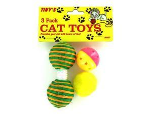 Cat Toy Fun Pack - Set of 24