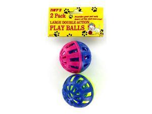 Cat Play Balls - Set of 24