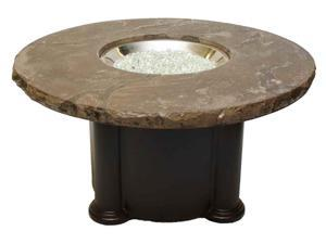 48 in. Fire Pit with Noche Top