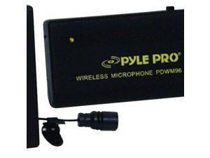 Lavalier Wireless Microphone System