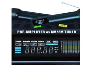 1,000-Watt Hybrid Preamp and Wireless Microphone System
