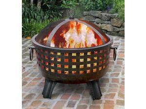 Garden Lights Savannah Fire Pit