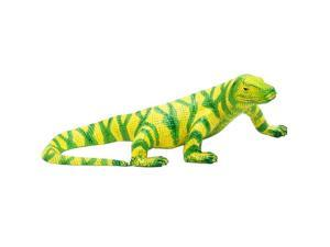 Chameleon in Green and Yellow
