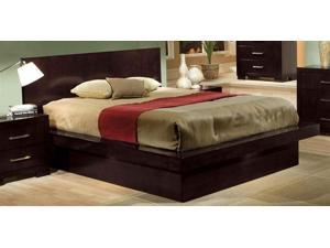 Jessica California King Platform Bed by Coaster Furniture